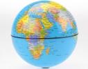 Глобус вращающийся Вокруг света, 15 см фото
