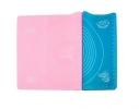 Силиконовый коврик для раскатывания теста 40х50 см фото 5