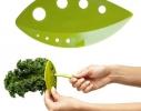 Нож для зачистки зелени, кале, мангольд фото
