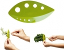 Нож для зачистки зелени, кале, мангольд фото 1