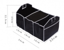 Сумка - органайзер в багажник автомобиля, кофр складной для покупок, инструментов фото 6