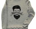 Свитшот Bearded фото 1
