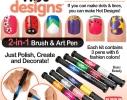 Набор для дизайна ногтей Hot designs фото 2