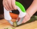 Нож дисковый для пиццы, овощей, мяса фото 3
