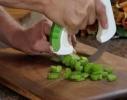 Нож дисковый для пиццы, овощей, мяса фото 1