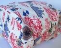 Летняя текстильная сумка, рюкзак для пляжа и прогулок Морская фото 2