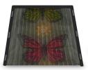 Москитная сетка с бабочками фото 2