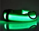 Светящийся ошейник на аккумуляторе (USB зарядка) фото 2