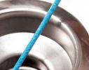 Палочки для очистки вoдocтoчныx труб, слива раковин и ванн SANI STICKS 12 шт. фото 2