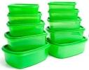 Контейнеры для хранения продуктов Always fresh, 5 шт. фото 2