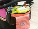 Сумка - органайзер для детской коляски фото 1