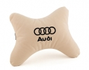 Дорожная подушка под голову Bone Audi фото