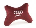 Дорожная подушка под голову Bone Audi фото 1