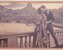Прикроватный столик на ножках Романтика фото 1