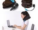Надувная подушка для шеи - ортопедический воротник Tractors For Cervical Spine фото 3