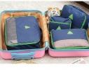 Набор сумок - органайзеров 4шт. Синий фото 1