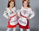 Детский карнавальный костюм Украинка фото