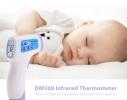 Инфракрасный бесконтактный термометр - пирометр DM-300 фото 5