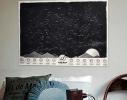 """Светящаяся карта звездного неба """"Через тернии к звездам"""" фото"""