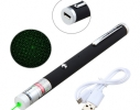Лазерная USB указка Green Laser Pointer фото 1