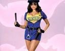 Взрослый костюм Полицейский фото