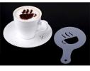 Трафареты для кофе 16 шт фото 2