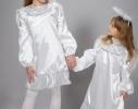Детский карнавальный костюм Ангел фото