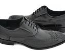 Cиликоновые шнурки (АнтиШнурки) для классических туфель, (длина: 30мм) фото 1