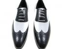 Cиликоновые шнурки (АнтиШнурки) для классических туфель, (длина: 30мм) фото 5