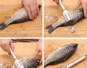 Скребок для чистки рыбы фото 1