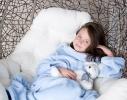Клонировать Плед с рукавами Homely Kids Original фото 1