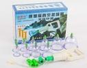Набор массажных вакуумных банок с насосом 10 шт/компл фото