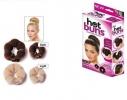 Валик - заколка для волос Hot Buns фото