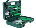 Портативный набор садовых инструментов GARDENIA PRO 7в1 фото