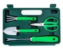 Портативный набор садовых инструментов GARDENIA PRO 7в1 фото 1