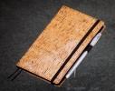 Блокнот с черной бумагой Бамбук стандарт фото