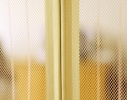 Антимоскитная шторка NOT FLY на сплошном магните 210 x 100 см. Бежевая фото 1