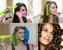 Волшебные бигуди для волос любой длины Hair Wavz фото 4