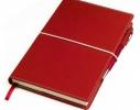 Бизнес-блокнот с ручкой Business Красный