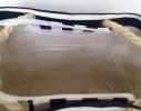 Пляжная текстильная сумка с морским принтом фото 5