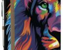 Блокнот на резинке Rainbow Таймс-сквер фото