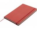 Блокнот на резинке Kiel Красный