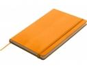 Блокнот на резинке Kiel Оранжевый