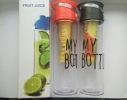 Бутычка для воды Fresh My Bottle fruit 700мл фото 4