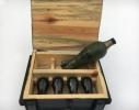 Подарочный набор для алкогольных напитков Боевой резерв фото 2