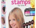 Цветная Печать - Штамп для украшения волос Hot Stamps фото 1