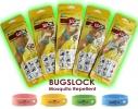 Многоразовый браслет от комаров Bugs Lock фото 1