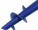 Бур для пляжного зонта 39 см. D 2.5 см. синий фото 3