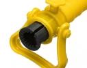 Бур для пляжного зонта 39 см. D 2.5 см. желтый фото 2