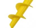 Бур для пляжного зонта 39 см. D 2.5 см. желтый фото 3